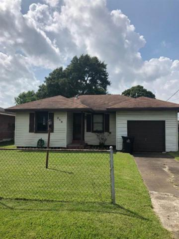 519 47th Street, Port Arthur, TX 77640 (MLS #206345) :: TEAM Dayna Simmons