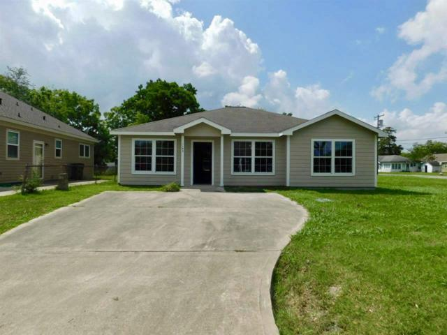 1143 Thomas Blvd, Port Arthur, TX 77640 (MLS #206441) :: TEAM Dayna Simmons
