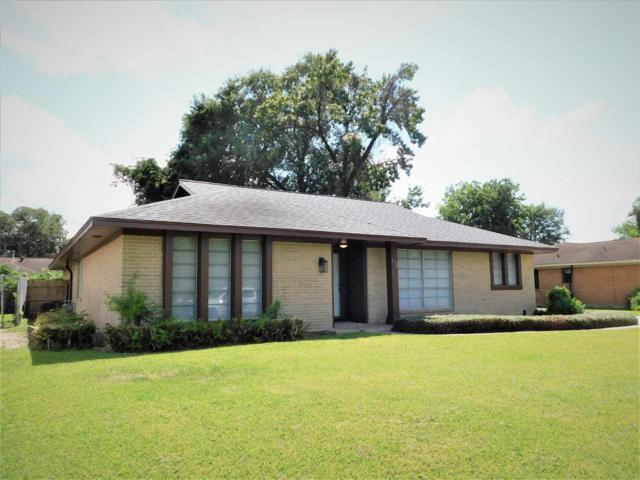 152 Montclair Dr, Beaumont, TX 77707 (MLS #206447) :: TEAM Dayna Simmons