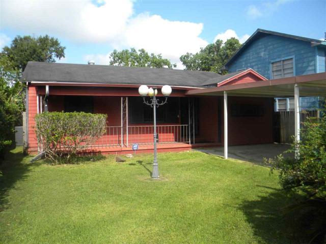 2358 San Jacinto, Beaumont, TX 77702 (MLS #206474) :: TEAM Dayna Simmons