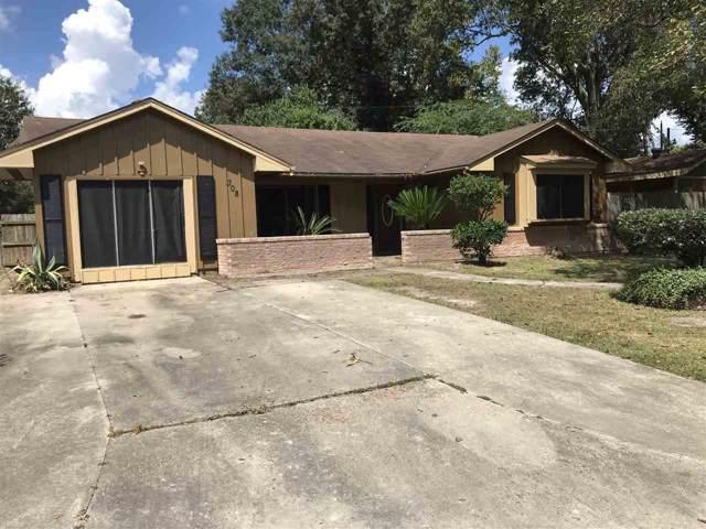 308 Camellia, Orange, TX 77630 (MLS #207165) :: TEAM Dayna Simmons