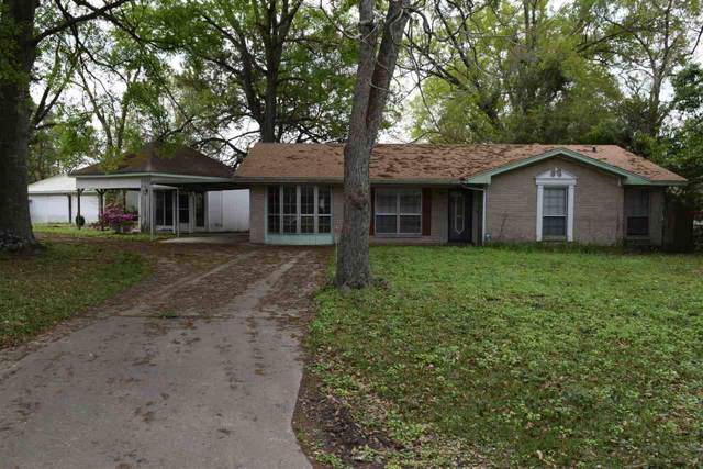 205 W Ave P, Silsbee, TX 77656 (MLS #207251) :: TEAM Dayna Simmons