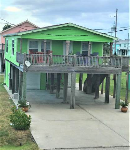 958 Surf Rd., Crystal Beach, TX 77650 (MLS #207418) :: TEAM Dayna Simmons