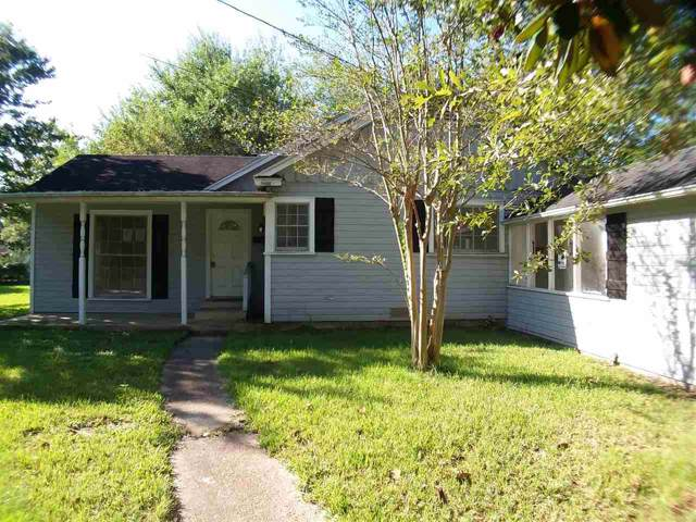1655 East Drive, Beaumont, TX 77706 (MLS #207512) :: TEAM Dayna Simmons