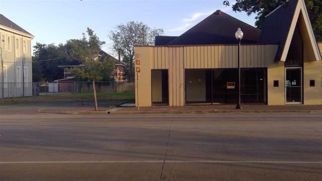 1945 Calder, Beaumont, TX 77701 (MLS #207830) :: TEAM Dayna Simmons