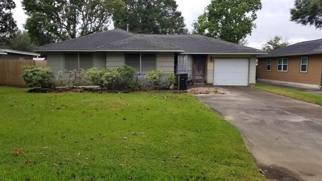 5011 Lawndale, Groves, TX 77619 (MLS #207857) :: TEAM Dayna Simmons