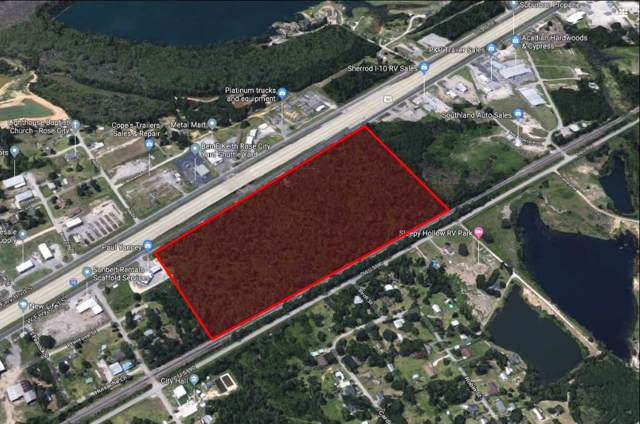 0000 Ih-10, Rose City, TX 77662 (MLS #207947) :: Triangle Real Estate