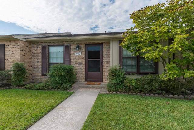 1187 Park Meadow Dr, Beaumont, TX 77706 (MLS #208084) :: TEAM Dayna Simmons