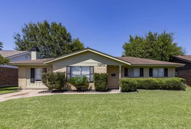 1370 Elsie Lane, Bridge City, TX 77611 (MLS #208092) :: TEAM Dayna Simmons