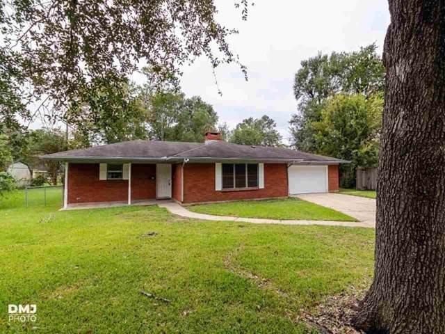 8635 Chateau Cir., Beaumont, TX 77707 (MLS #208237) :: TEAM Dayna Simmons