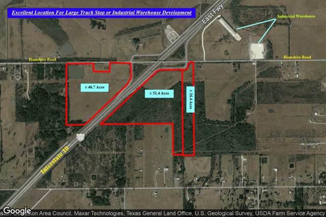 000 Hamshire Rd & IH-10, Hamshire, TX 77622 (MLS #208300) :: TEAM Dayna Simmons