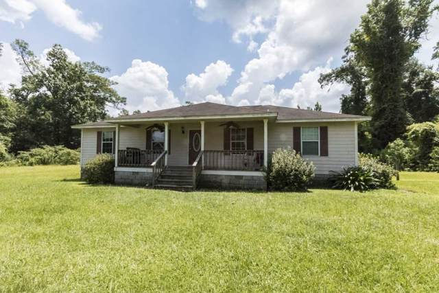 1250 Oxford St., Vidor, TX 77662 (MLS #208407) :: TEAM Dayna Simmons