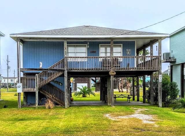 856 Holiday Drive, Crystal Beach, TX 77650 (MLS #208429) :: TEAM Dayna Simmons