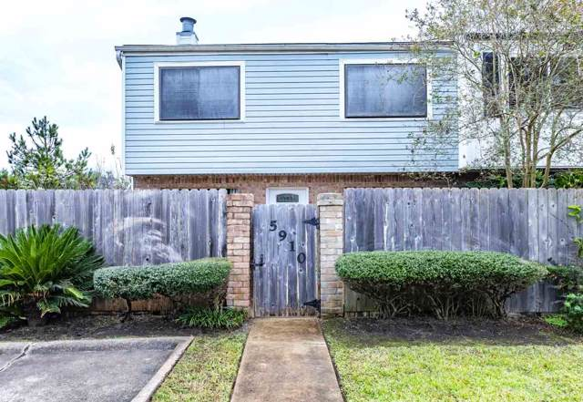 5910 Fairmeadow St, Beaumont, TX 77707 (MLS #208481) :: TEAM Dayna Simmons