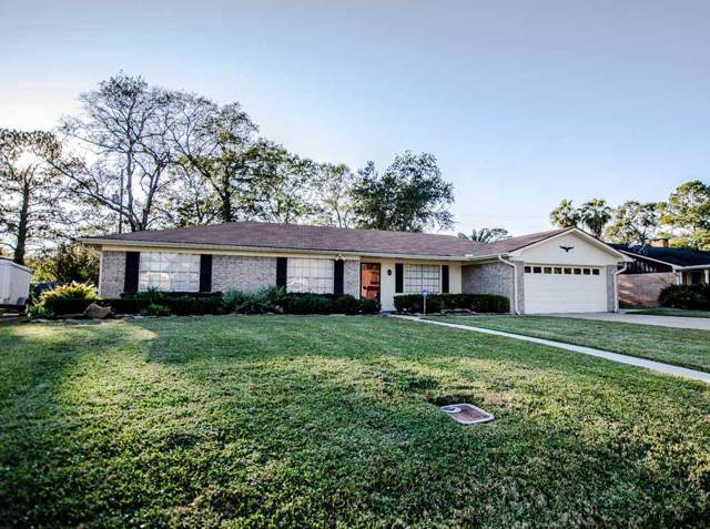 1035 Wisteria Dr, Beaumont, TX 77706 (MLS #208570) :: TEAM Dayna Simmons