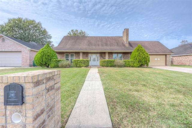 6845 Rosewood Dr, Beaumont, TX 77713 (MLS #208607) :: TEAM Dayna Simmons