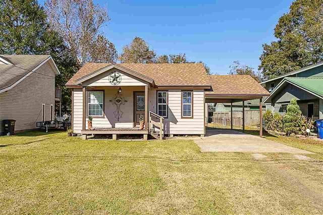 110 9th Ave, Nederland, TX 77627 (MLS #208609) :: TEAM Dayna Simmons