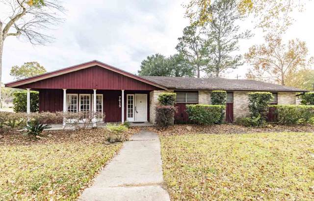 7615 Forest Park, Beaumont, TX 77707 (MLS #208706) :: TEAM Dayna Simmons