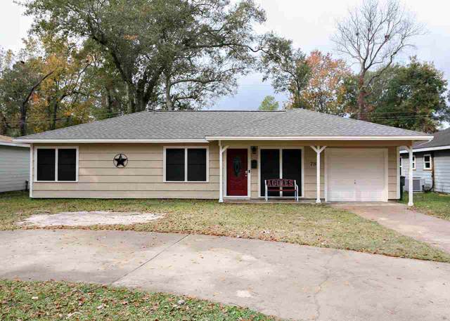 785 Parson Dr, Beaumont, TX 77706 (MLS #208900) :: TEAM Dayna Simmons