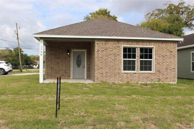 1798 Corley St., Beaumont, TX 77701 (MLS #208984) :: TEAM Dayna Simmons