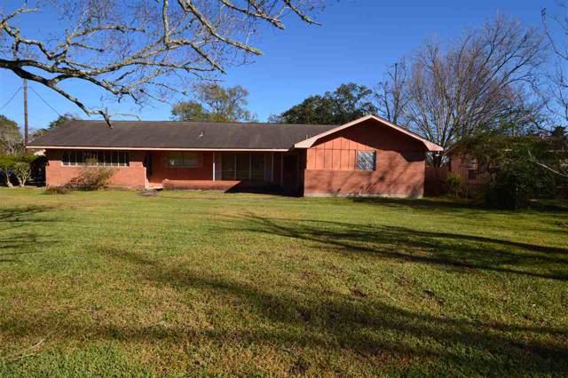 120 Hooks, Sour Lake, TX 77659 (MLS #209025) :: TEAM Dayna Simmons