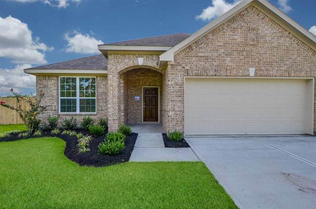 8434 Sunset Isle Dr, Baytown, TX 77521 (MLS #209470) :: TEAM Dayna Simmons