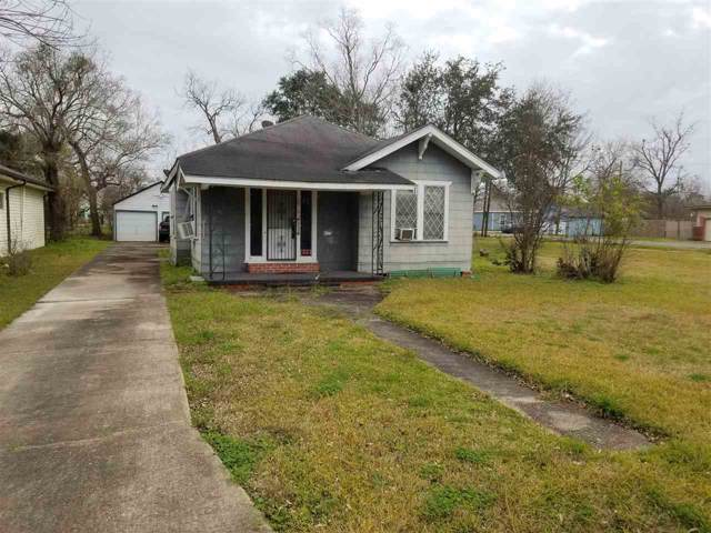 2010 17th, Port Arthur, TX 77640 (MLS #209478) :: TEAM Dayna Simmons