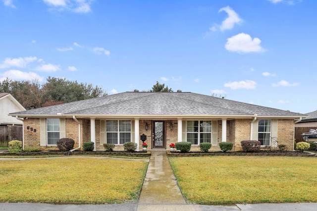 659 Silverwood, Port Neches, TX 77651 (MLS #209490) :: TEAM Dayna Simmons