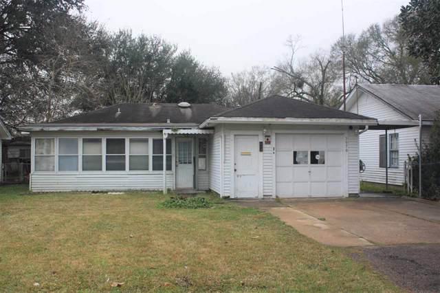 5670 Winfree St, Beaumont, TX 77705 (MLS #209532) :: TEAM Dayna Simmons
