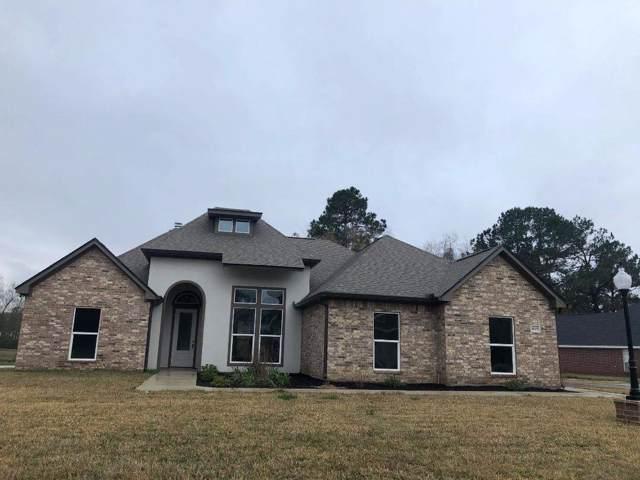 4905 Woodway, Orange, TX 77630 (MLS #209565) :: TEAM Dayna Simmons