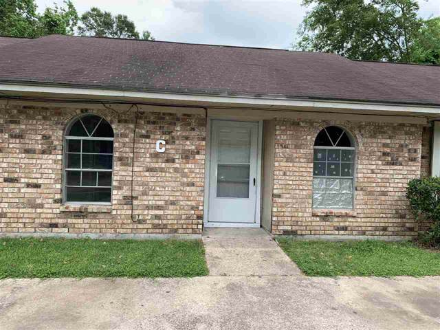 782 Pinchback Road Apt C, Beaumont, TX 77707 (MLS #209591) :: TEAM Dayna Simmons