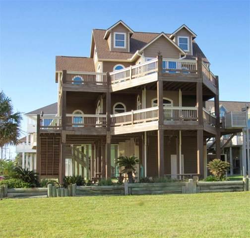 808 Eastview Dr, Crystal Beach, TX 77650 (MLS #209611) :: TEAM Dayna Simmons
