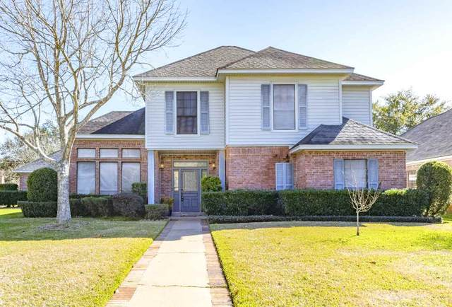 3380 Shady Hollow Ln, Beaumont, TX 77706 (MLS #210111) :: TEAM Dayna Simmons