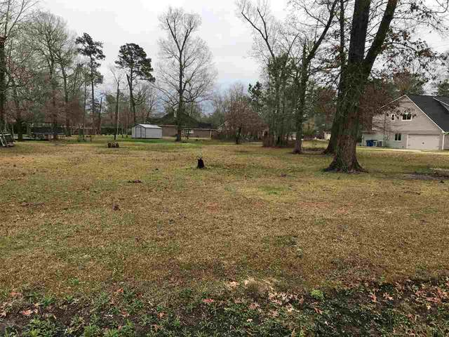 Lot 4 Blk 8 Pinewood, Sour Lake, TX 77659 (MLS #210195) :: TEAM Dayna Simmons