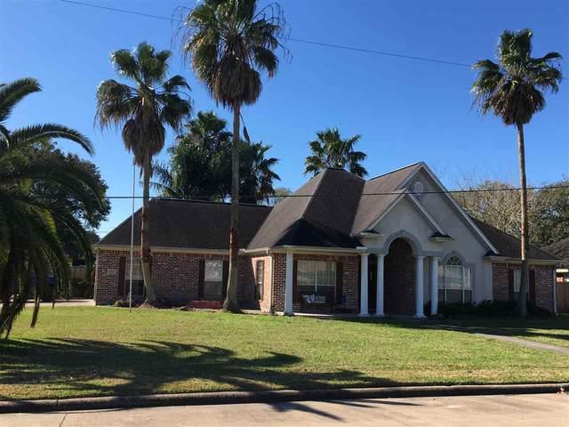1801 Heisler Street, Port Neches, TX 77651 (MLS #210209) :: TEAM Dayna Simmons