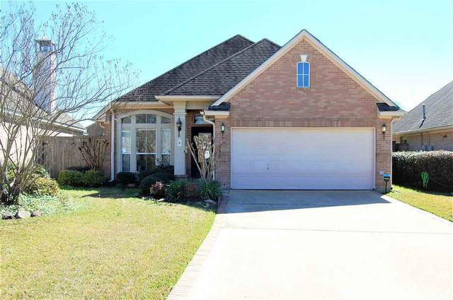4 Winchester Cove, Beaumont, TX 77706 (MLS #210210) :: TEAM Dayna Simmons