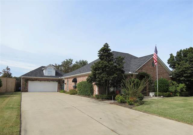 2255 Turningleaf Dr, Beaumont, TX 77706 (MLS #210268) :: TEAM Dayna Simmons