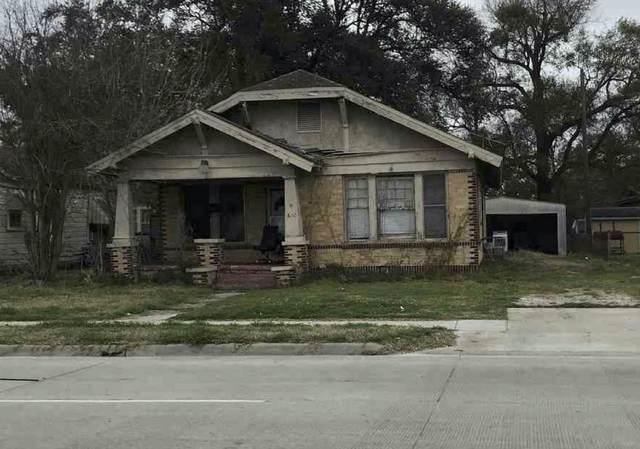 680 Washington, Beaumont, TX 77705 (MLS #210306) :: TEAM Dayna Simmons