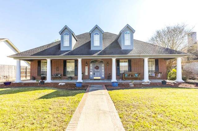 3350 Shady Hollow Ln., Beaumont, TX 77706 (MLS #210375) :: TEAM Dayna Simmons