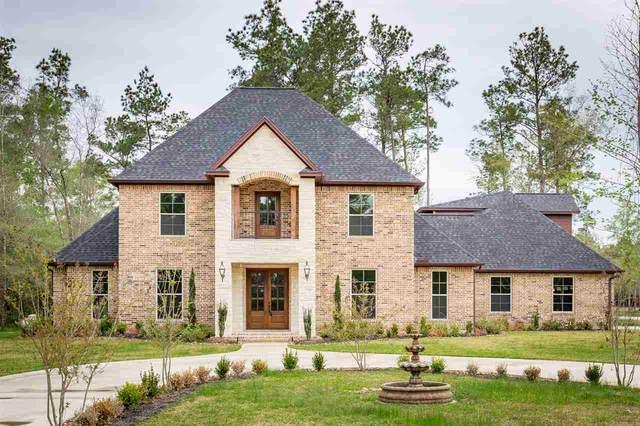 10630 Rock Creek Ridge, Kountze, TX 77625 (MLS #210619) :: Triangle Real Estate