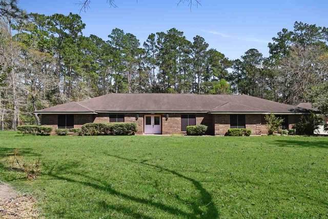 145 Plantation Dr., Silsbee, TX 77656 (MLS #210693) :: TEAM Dayna Simmons