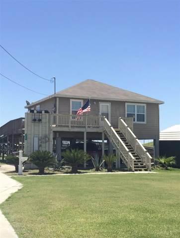7244 Gulfway S Dr, Sabine Pass, TX 77655 (MLS #210794) :: TEAM Dayna Simmons