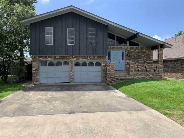 6470 Coolidge, Groves, TX 77619 (MLS #210796) :: TEAM Dayna Simmons