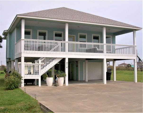 976 S O'neal, Crystal Beach, TX 77650 (MLS #210897) :: TEAM Dayna Simmons