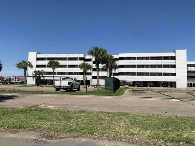 560 Pleasure Island Blvd Unit 101, Port Arthur, TX 77640 (MLS #210898) :: TEAM Dayna Simmons