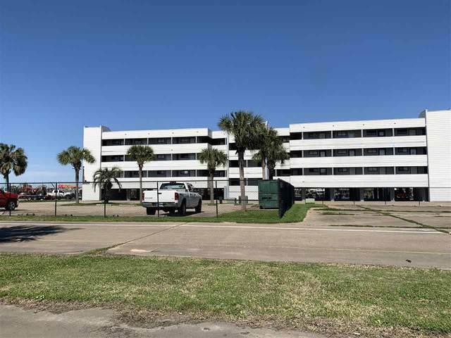 580 Pleasure Island Blvd Unit 114, Port Arthur, TX 77640 (MLS #210901) :: TEAM Dayna Simmons