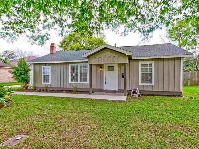 909 Wagner St, Port Neches, TX 77619 (MLS #211004) :: TEAM Dayna Simmons