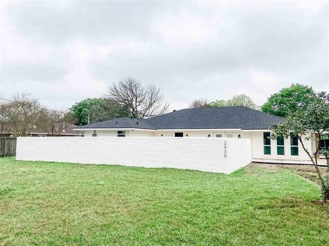2030 14th Street, Port Neches, TX 77651 (MLS #211051) :: TEAM Dayna Simmons