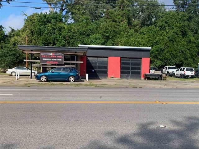301 Wheeler St, Jasper, TX 75951 (MLS #211102) :: TEAM Dayna Simmons