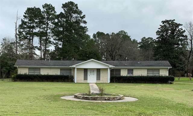 409 N Sutton Dr., Colmesneil, TX 75938 (MLS #211103) :: TEAM Dayna Simmons